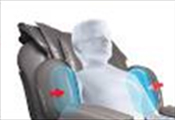Titan, massage chair, TI-8700